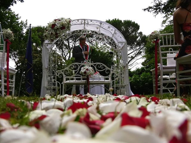 Il matrimonio di Claudio e Stefania a Tradate, Varese 1