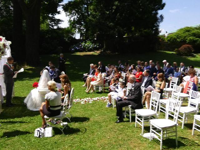 Il matrimonio di Claudio e Stefania a Tradate, Varese 9