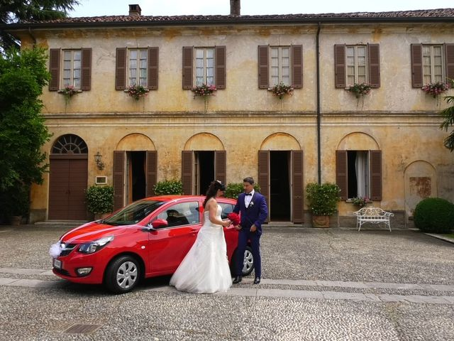 Il matrimonio di Claudio e Stefania a Tradate, Varese 11