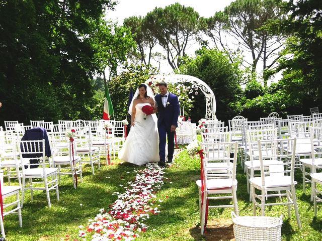 Il matrimonio di Claudio e Stefania a Tradate, Varese 13