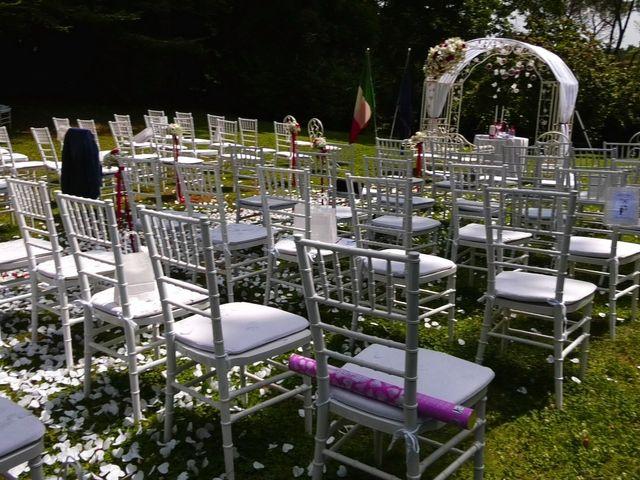 Il matrimonio di Claudio e Stefania a Tradate, Varese 17