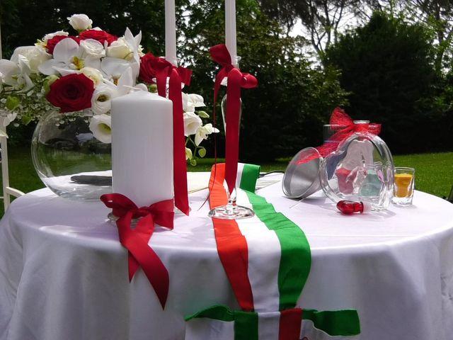 Il matrimonio di Claudio e Stefania a Tradate, Varese 26