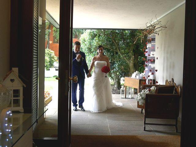 Il matrimonio di Claudio e Stefania a Tradate, Varese 32