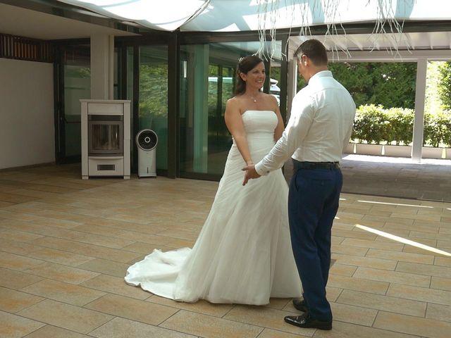 Il matrimonio di Claudio e Stefania a Tradate, Varese 34