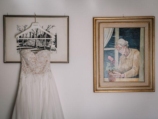 Il matrimonio di Leonardo e Silvia a Umbertide, Perugia 5