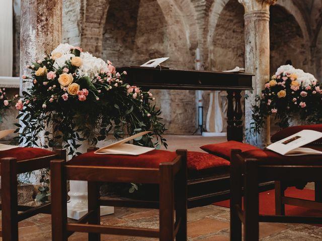 Il matrimonio di Leonardo e Silvia a Umbertide, Perugia 17