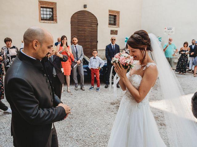 Il matrimonio di Leonardo e Silvia a Umbertide, Perugia 18