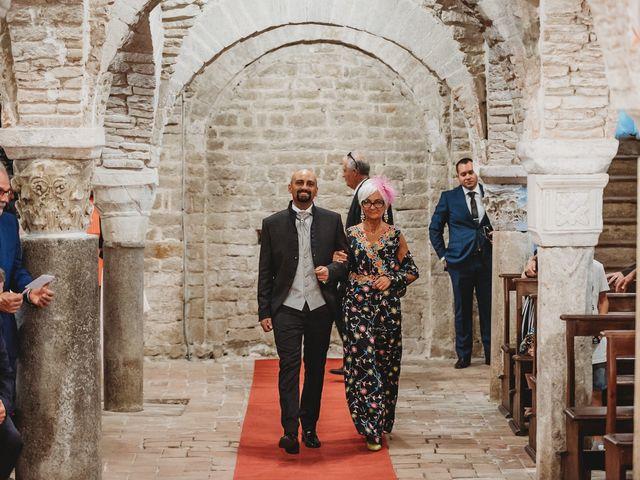Il matrimonio di Leonardo e Silvia a Umbertide, Perugia 19