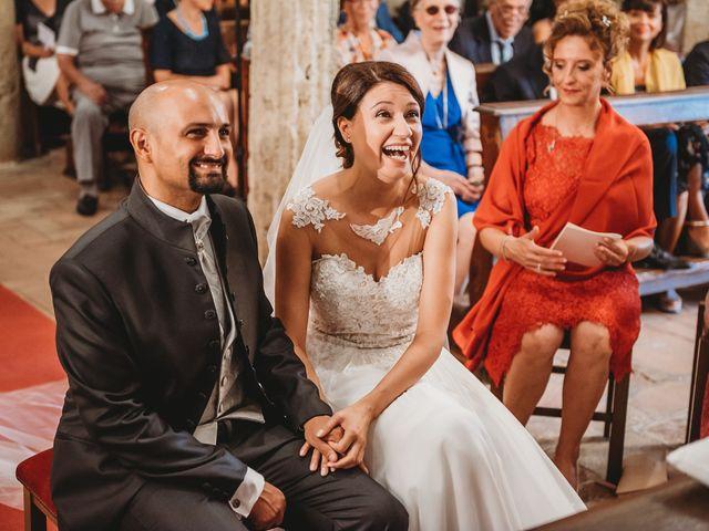 Il matrimonio di Leonardo e Silvia a Umbertide, Perugia 22