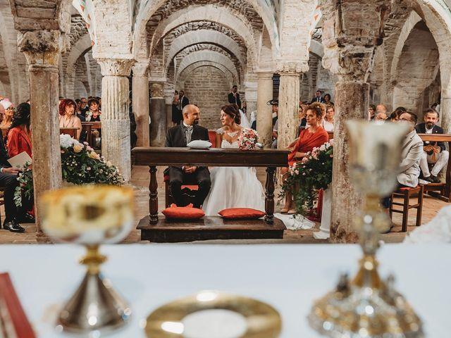 Il matrimonio di Leonardo e Silvia a Umbertide, Perugia 23