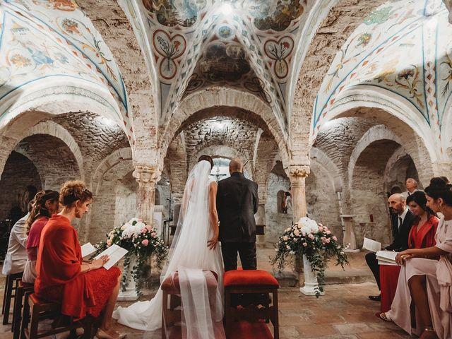 Il matrimonio di Leonardo e Silvia a Umbertide, Perugia 24