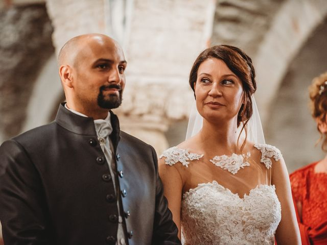 Il matrimonio di Leonardo e Silvia a Umbertide, Perugia 25