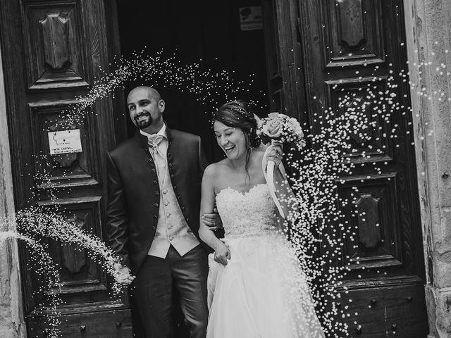 Il matrimonio di Leonardo e Silvia a Umbertide, Perugia 27