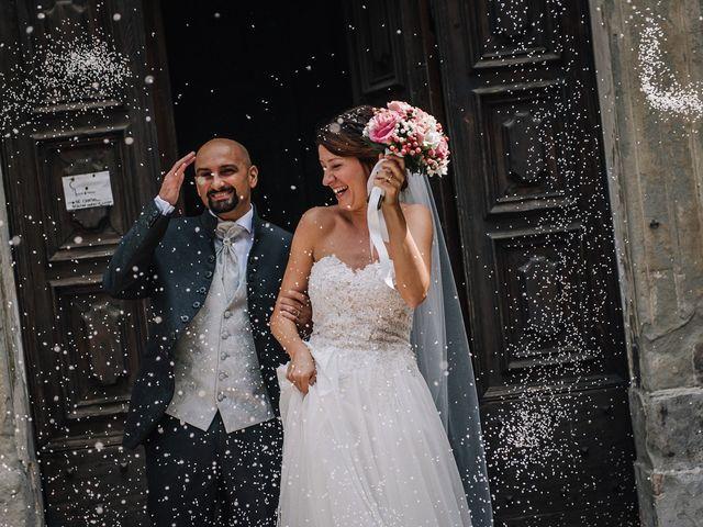 Il matrimonio di Leonardo e Silvia a Umbertide, Perugia 29
