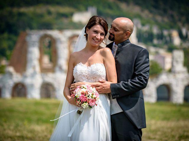 Il matrimonio di Leonardo e Silvia a Umbertide, Perugia 31