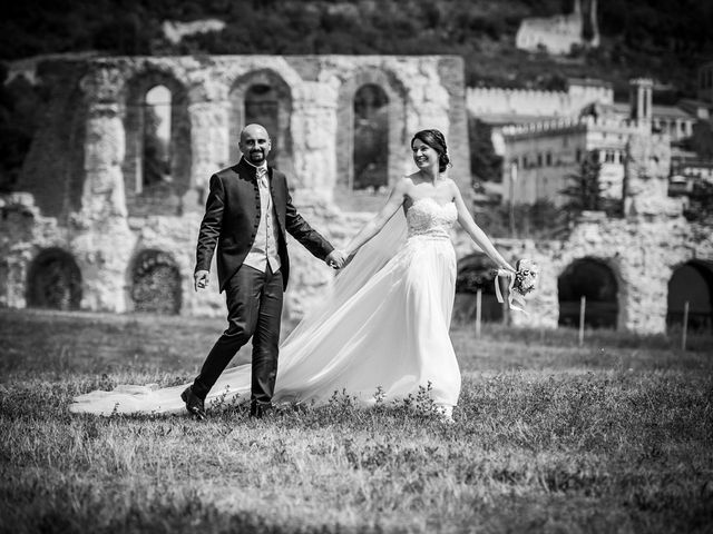 Il matrimonio di Leonardo e Silvia a Umbertide, Perugia 32