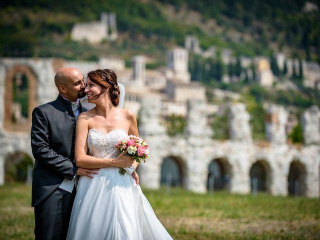 Il matrimonio di Leonardo e Silvia a Umbertide, Perugia 34