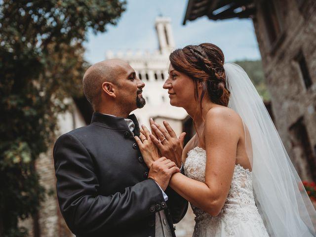 Il matrimonio di Leonardo e Silvia a Umbertide, Perugia 37