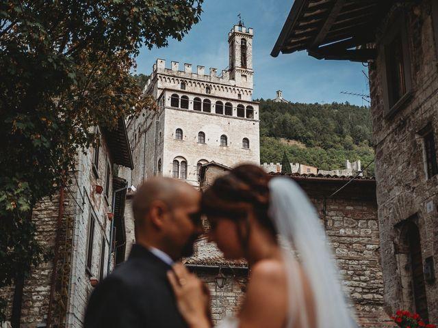 Il matrimonio di Leonardo e Silvia a Umbertide, Perugia 1