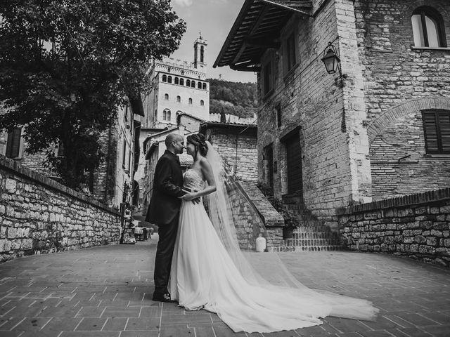 Il matrimonio di Leonardo e Silvia a Umbertide, Perugia 38
