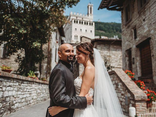 Il matrimonio di Leonardo e Silvia a Umbertide, Perugia 39
