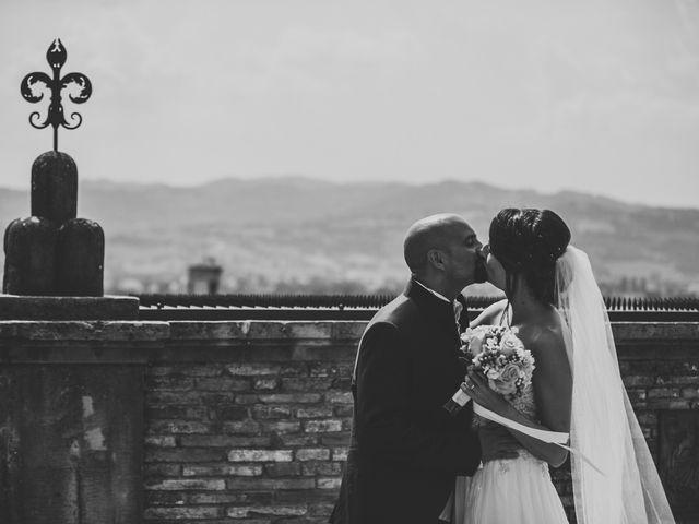 Il matrimonio di Leonardo e Silvia a Umbertide, Perugia 40