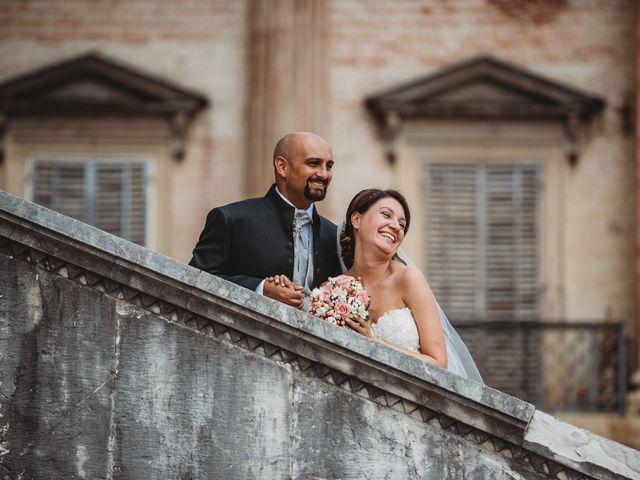 Il matrimonio di Leonardo e Silvia a Umbertide, Perugia 43