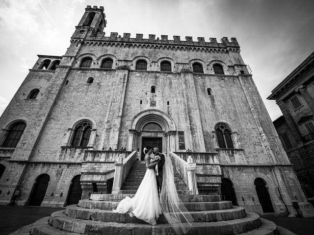 Il matrimonio di Leonardo e Silvia a Umbertide, Perugia 44