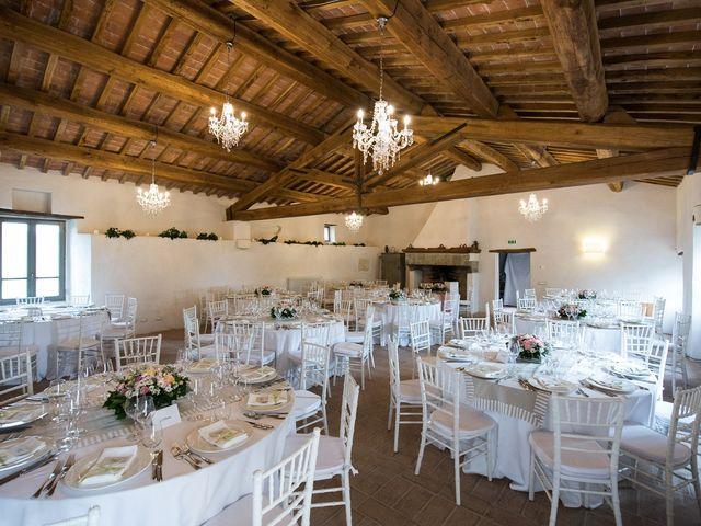 Il matrimonio di Leonardo e Silvia a Umbertide, Perugia 45