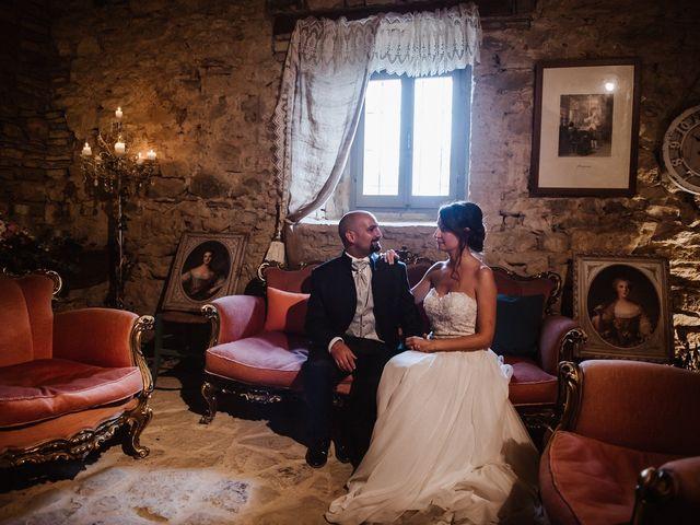 Il matrimonio di Leonardo e Silvia a Umbertide, Perugia 51
