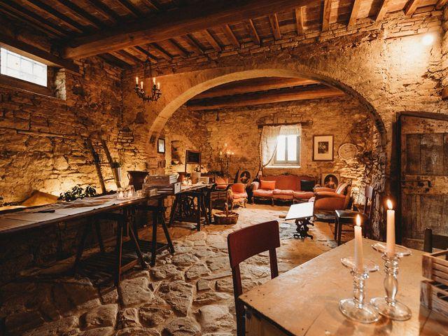 Il matrimonio di Leonardo e Silvia a Umbertide, Perugia 55