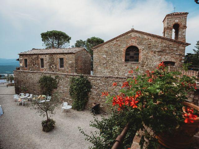 Il matrimonio di Leonardo e Silvia a Umbertide, Perugia 56