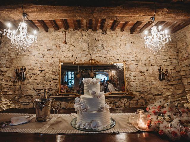Il matrimonio di Leonardo e Silvia a Umbertide, Perugia 59