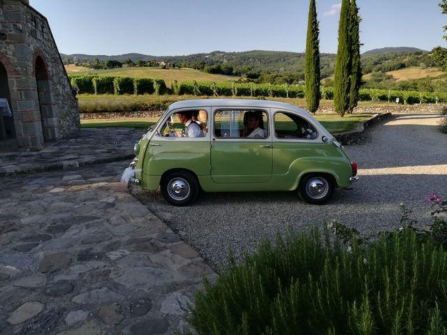 Il matrimonio di Daniel e Margherita  a Pratovecchio, Arezzo 5