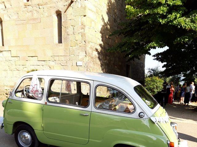 Il matrimonio di Daniel e Margherita  a Pratovecchio, Arezzo 7