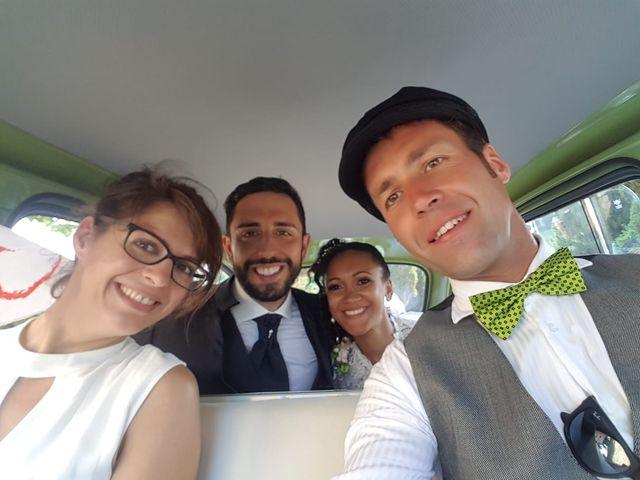 Il matrimonio di Daniel e Margherita  a Pratovecchio, Arezzo 8