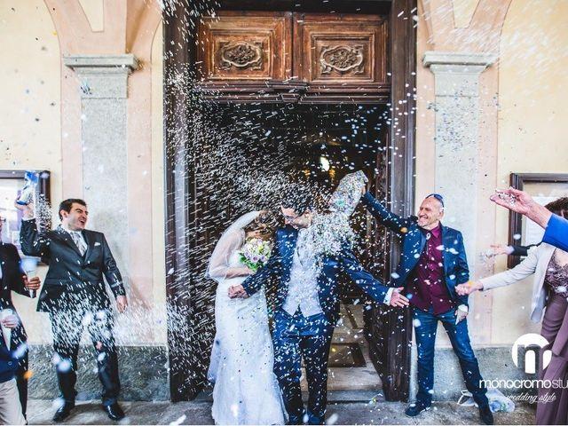 Il matrimonio di Danilo e Francesca a Buttigliera Alta, Torino 1
