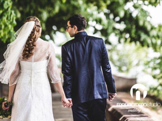 Il matrimonio di Danilo e Francesca a Buttigliera Alta, Torino 3