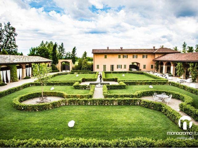 Il matrimonio di Danilo e Francesca a Buttigliera Alta, Torino 4