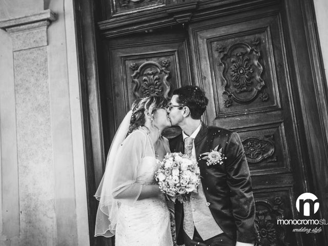 Il matrimonio di Danilo e Francesca a Buttigliera Alta, Torino 7