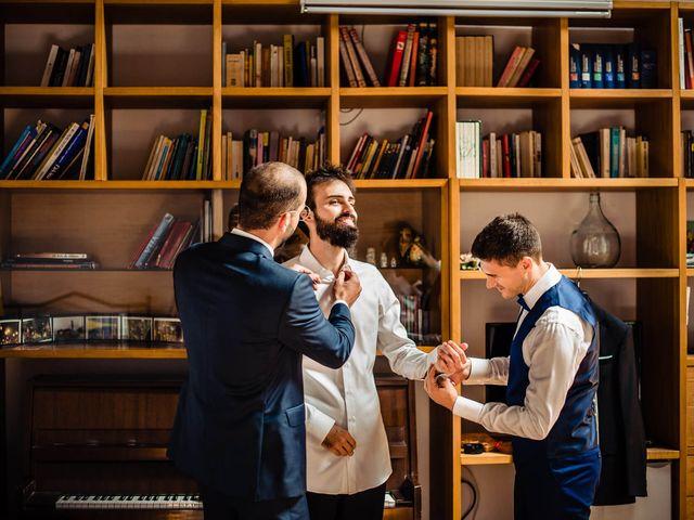 Il matrimonio di Andrea e Federica a Govone, Cuneo 2