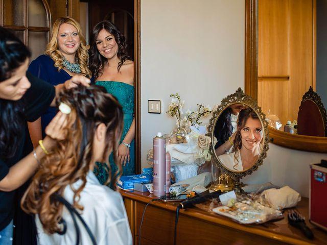 Il matrimonio di Andrea e Federica a Govone, Cuneo 7