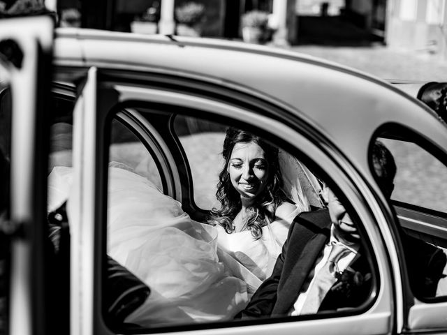 Il matrimonio di Andrea e Federica a Govone, Cuneo 10