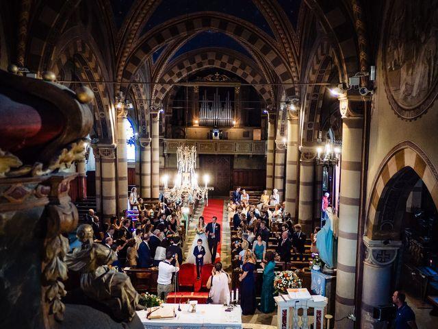 Il matrimonio di Andrea e Federica a Govone, Cuneo 11