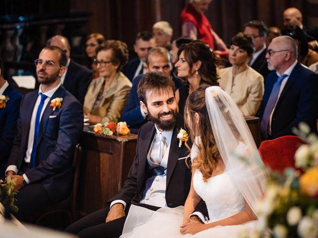 Il matrimonio di Andrea e Federica a Govone, Cuneo 13