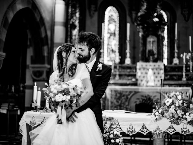 Il matrimonio di Andrea e Federica a Govone, Cuneo 15