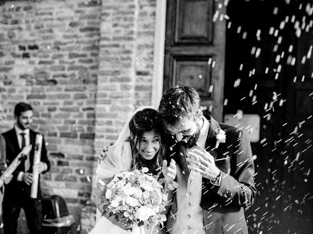 Il matrimonio di Andrea e Federica a Govone, Cuneo 17
