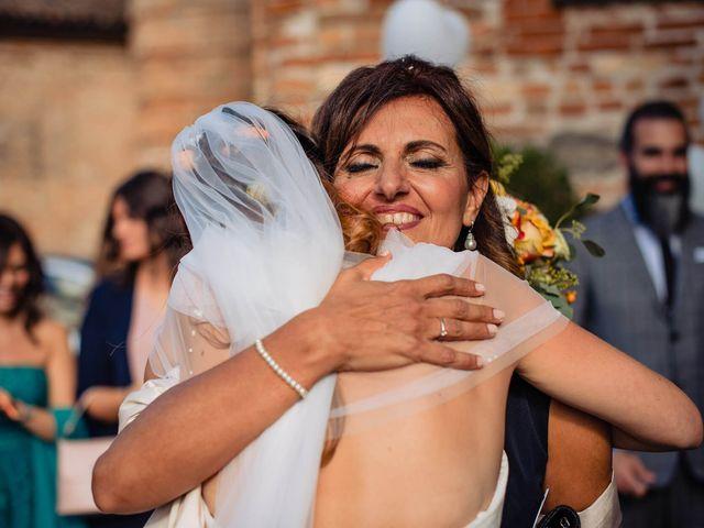 Il matrimonio di Andrea e Federica a Govone, Cuneo 18