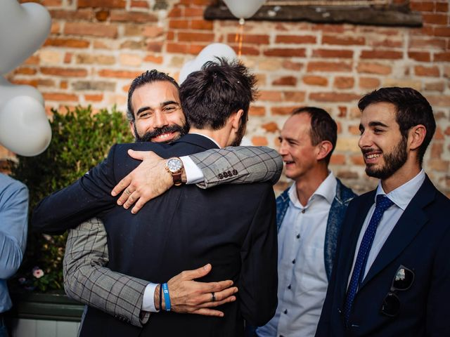 Il matrimonio di Andrea e Federica a Govone, Cuneo 19