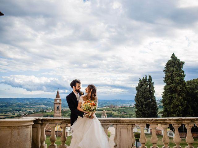 Il matrimonio di Andrea e Federica a Govone, Cuneo 20